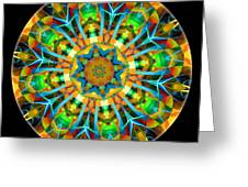 Talisman 3584 Greeting Card