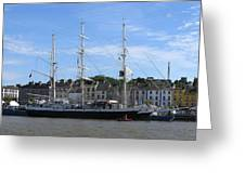 Tall Ship Race Waterford 2011 Greeting Card
