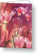 Tall Tulips Greeting Card