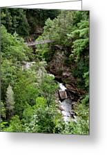 Tallulah Gorge 9 Greeting Card