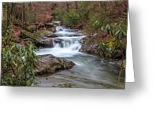 Tallulah River Greeting Card