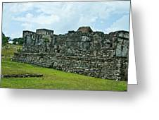 Talum Ruins 3 Greeting Card