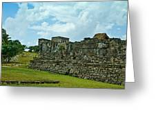 Talum Ruins 4 Greeting Card