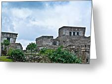 Talum Ruins 5 Greeting Card