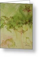 Tamalpais Spring Greeting Card
