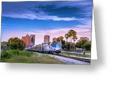 Tampa Departure Greeting Card