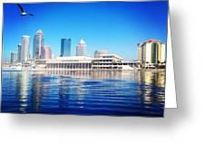 Tampa Greeting Card