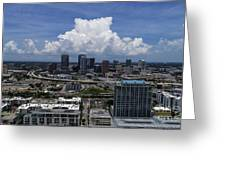Tampa Greeting Card