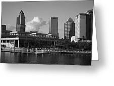 Tampa Southern View Greeting Card