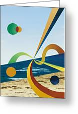 Tangers  Greeting Card