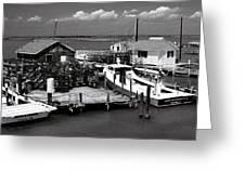 Tangier Island 1 Greeting Card