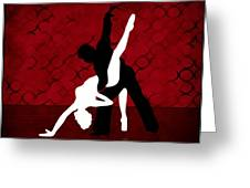 Tango Series 1 Greeting Card
