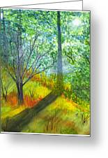 Tannis Woods Greeting Card