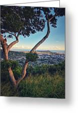 Tantalus Views Greeting Card