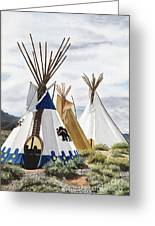 Taos Greeting Card