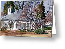 Tapp House Greeting Card