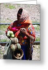 Tarahumara Casual Sale  Greeting Card