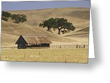 Tassajara Road Greeting Card