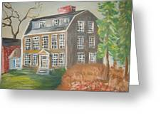 Tate House Greeting Card