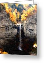 Taughannock Falls Greeting Card