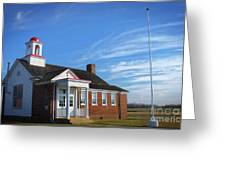 Taylor Bridge School Greeting Card