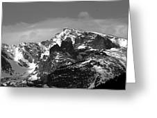 Taylor Peak Greeting Card