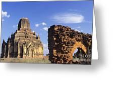 Tayokpye Temple Greeting Card