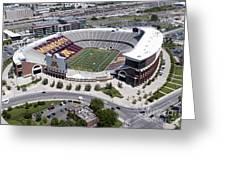 Tcf Bank Stadium Greeting Card