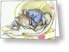 tea Cosy Greeting Card