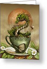 Tea Dragon Greeting Card