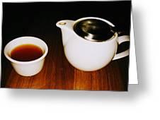 Tea-juana Greeting Card