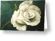 Tea Rose Greeting Card