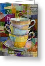 Tea Time Art Print By Hailey E Herrera