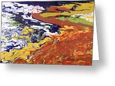 Tectonic Greeting Card