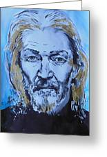 Ted Neeley Greeting Card