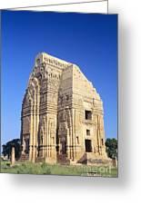 Teli Ka Mandir Temple Greeting Card