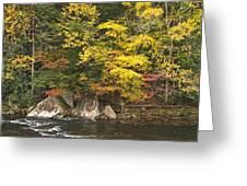 Tellico River  Greeting Card
