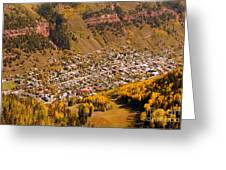 Telluride Greeting Card