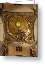 Templo Expiatorio A Cristo Rey - Mexico City II Greeting Card