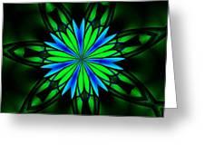 Ten Minute Art 082610-4 Greeting Card