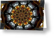 Ten Minute Art 3 Greeting Card