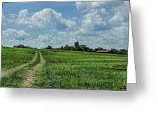 Tennessee Countryside Greeting Card