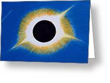 Tennessee Eclipse Greeting Card