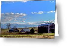 Tennessee Farm Greeting Card