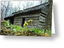Tennessee Homestead Greeting Card