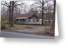 Tennessee Housetrailer Greeting Card
