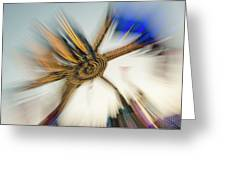 Tentacular Greeting Card