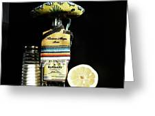 Tequila De Mexico Greeting Card