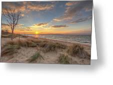 Terrapin Park Sunset Greeting Card
