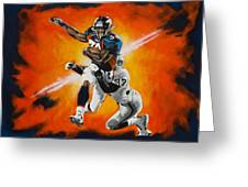 Terrell Davis II Greeting Card